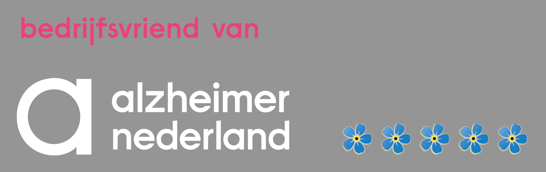 Be by Bèta bedrijfsvriend Alzheimer Nederland