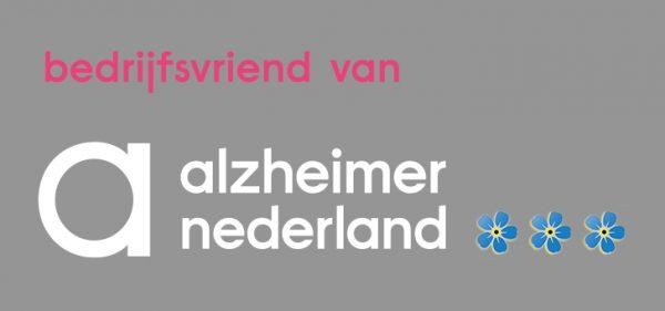 Be by Bèta bedrijfsvriend van Alzheimer Nederland
